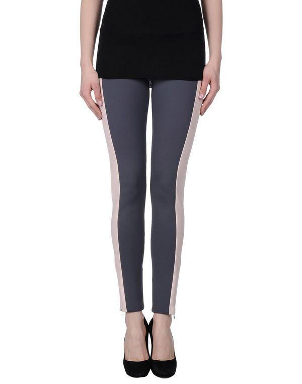 铅灰色 MSGM 打底裤
