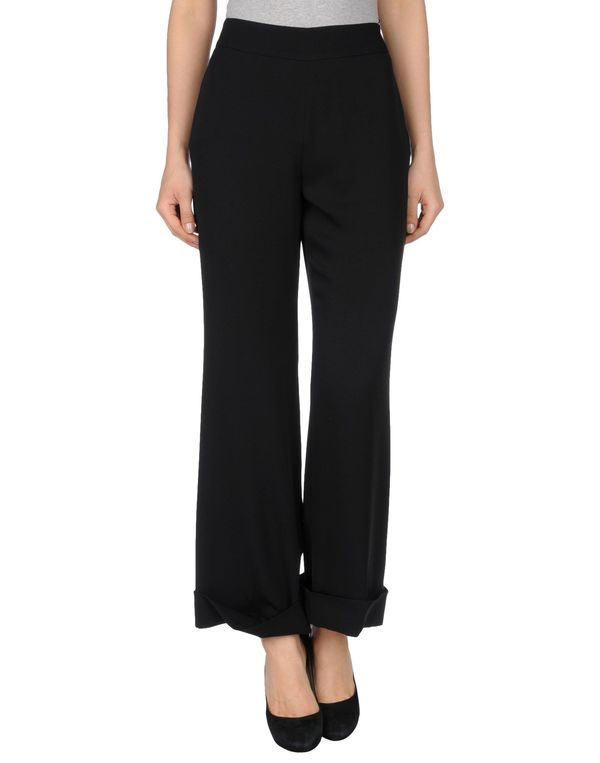 黑色 GIORGIO ARMANI 裤装