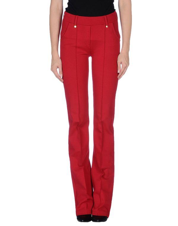 红色 ROBERTA DI CAMERINO 裤装