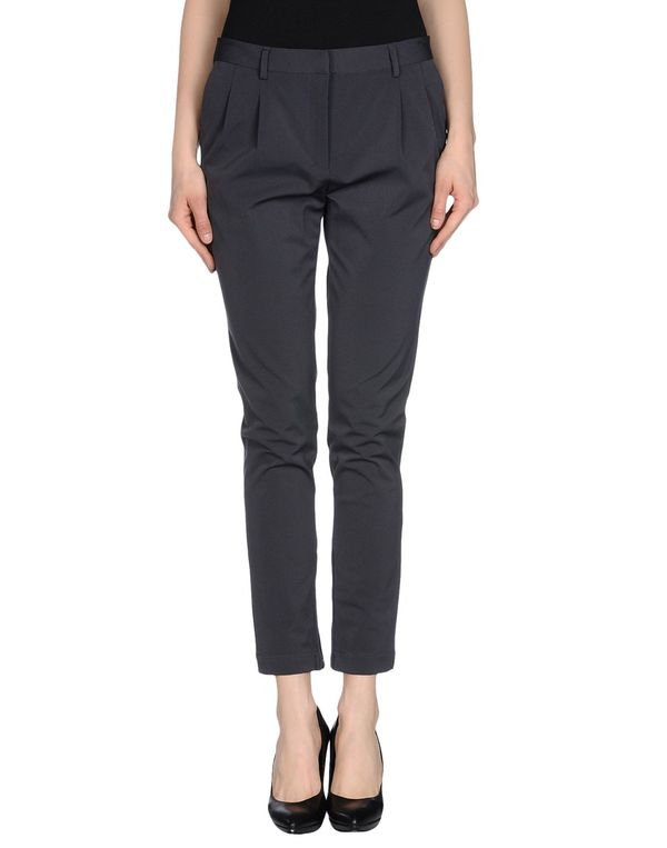 铅灰色 BRIAN DALES 裤装