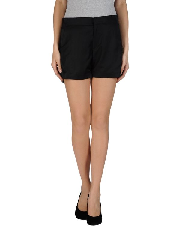 黑色 JUST CAVALLI 短裤