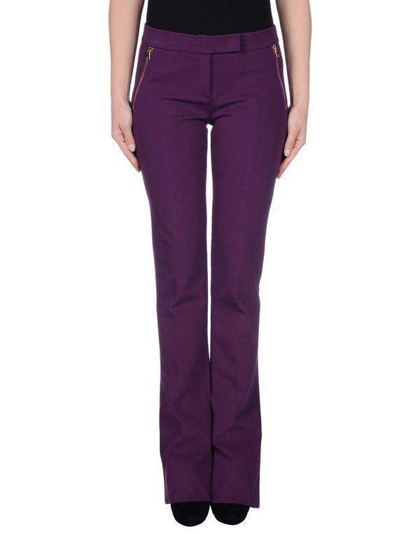 紫色 EMILIO PUCCI 裤装