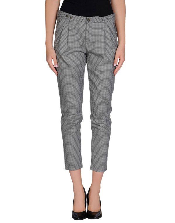 灰色 PEUTEREY 裤装