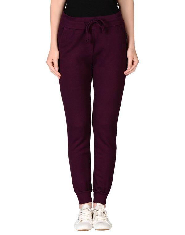 深紫 JUCCA 裤装