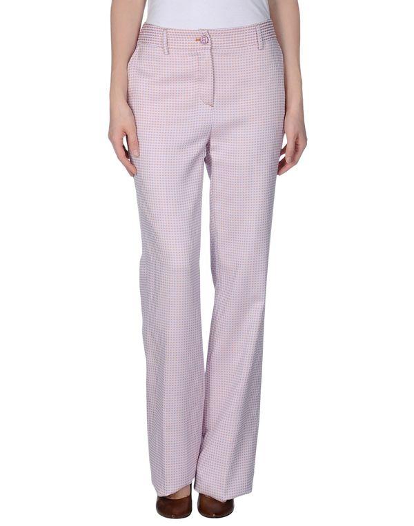 丁香紫 CLASS ROBERTO CAVALLI 裤装