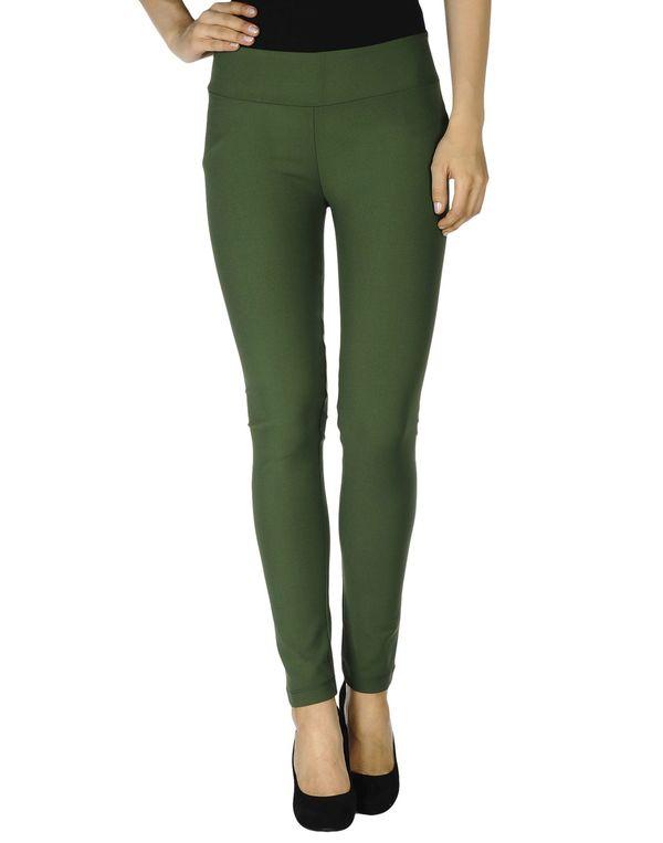 绿色 ANNARITA N. 裤装