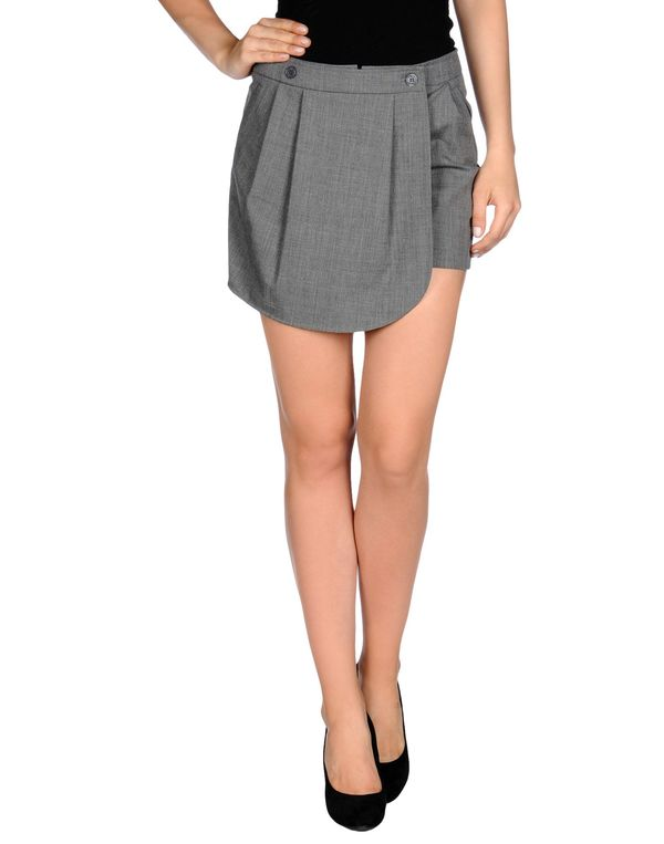 灰色 PATRIZIA PEPE 短裤