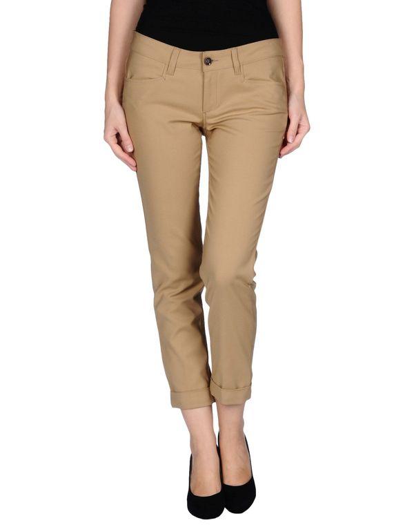沙色 LIU •JO JEANS 裤装