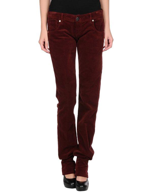 波尔多红 PINKO 裤装