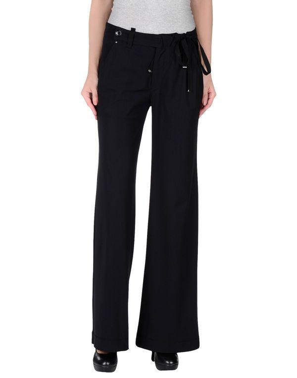 黑色 HIGH 裤装