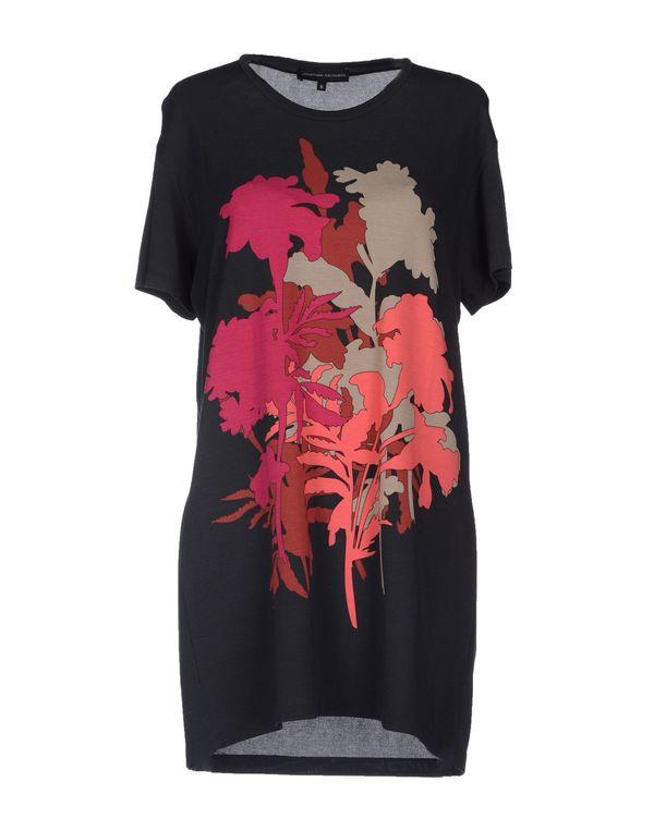 珊瑚红 JONATHAN SAUNDERS T-shirt