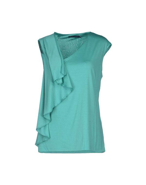 蓝绿色 RALPH LAUREN T-shirt