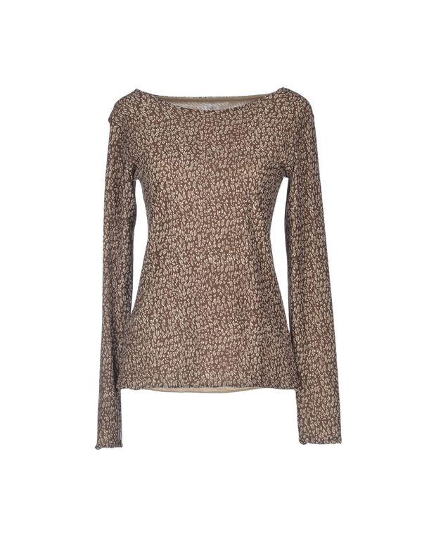 棕色 ALMERIA T-shirt