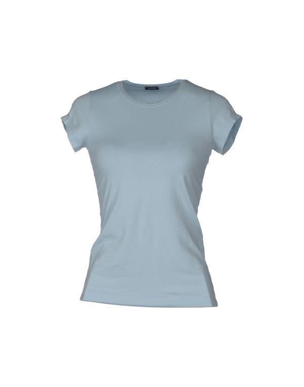 淡灰色 ASPESI T-shirt