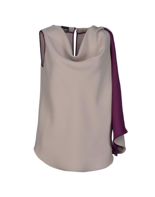 紫色 PF PAOLA FRANI 上衣