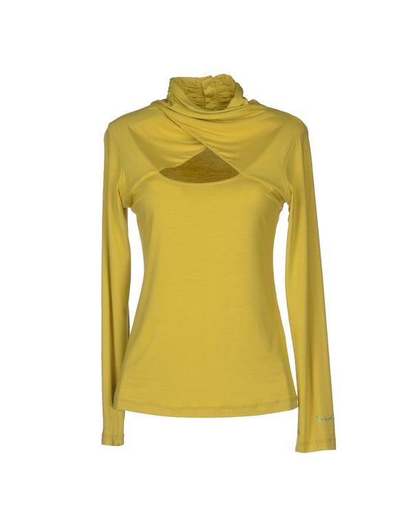 黄色 ROCCOBAROCCO T-shirt