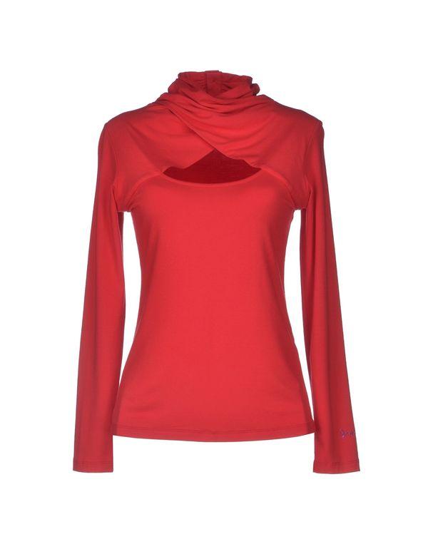 红色 ROCCOBAROCCO T-shirt