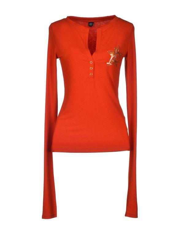 铁锈红 ROCCOBAROCCO T-shirt