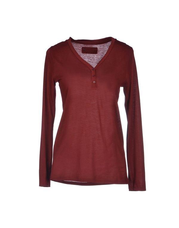 波尔多红 SESSUN T-shirt
