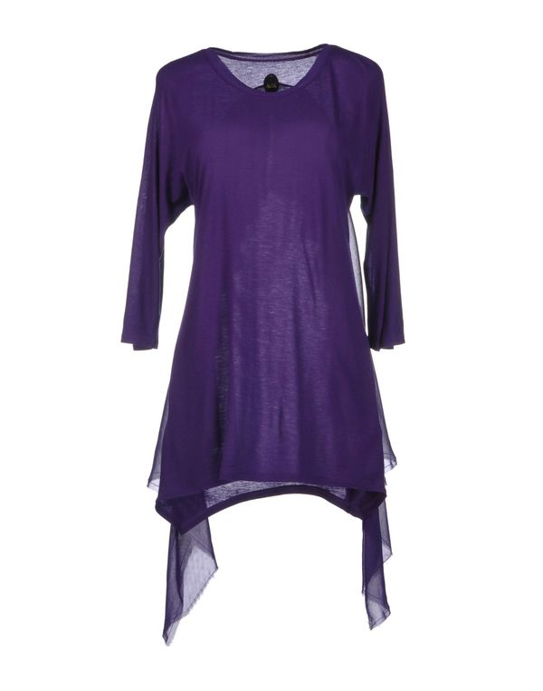 紫色 NOLITA T-shirt