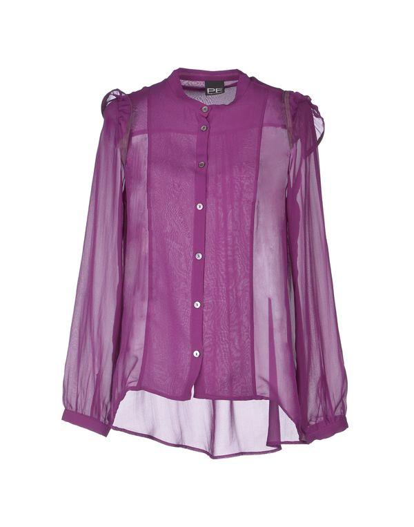 紫色 PF PAOLA FRANI Shirt