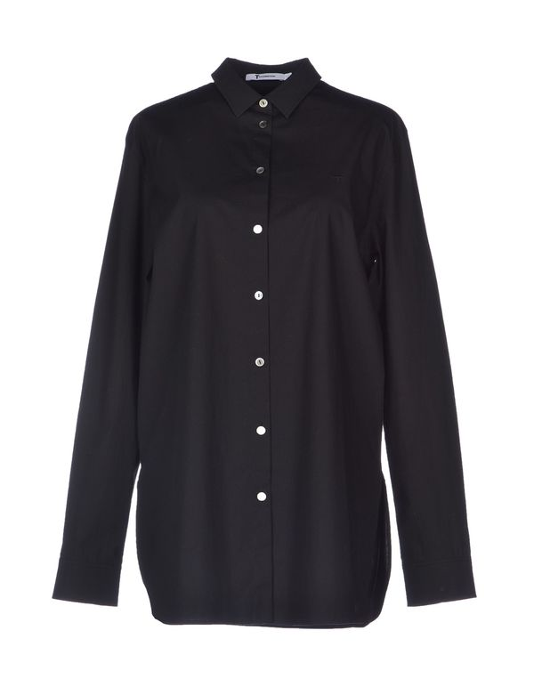 黑色 T BY ALEXANDER WANG Shirt