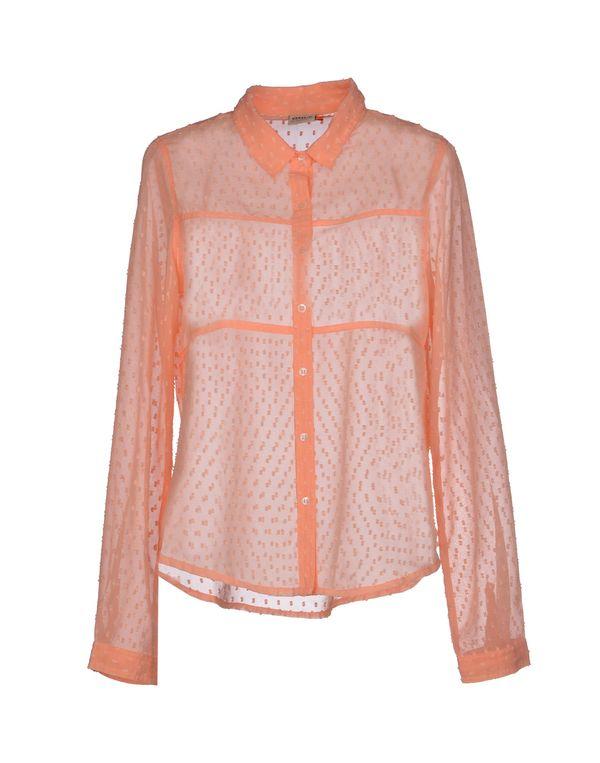 鲑鱼粉 ONLY Shirt
