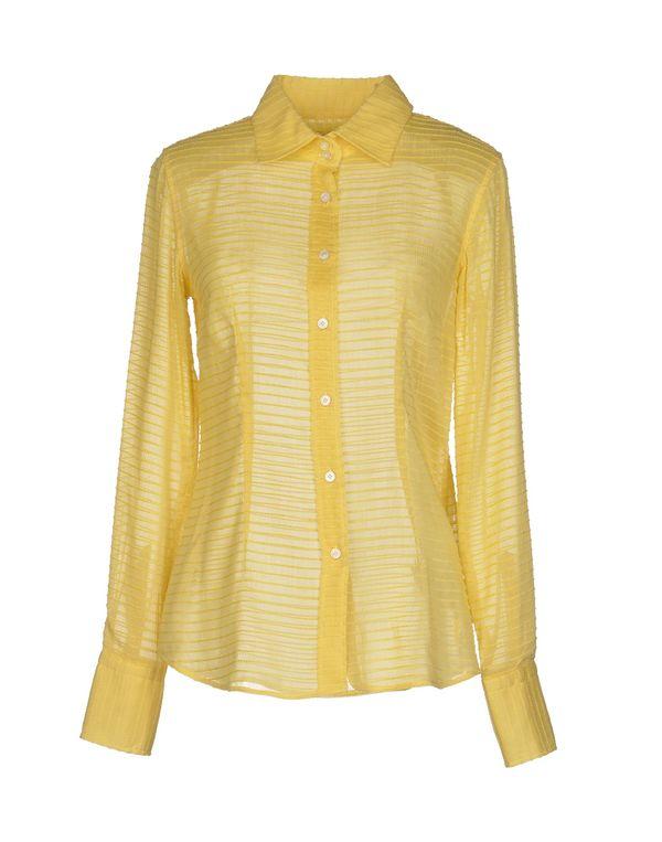 黄色 MAURO GRIFONI Shirt