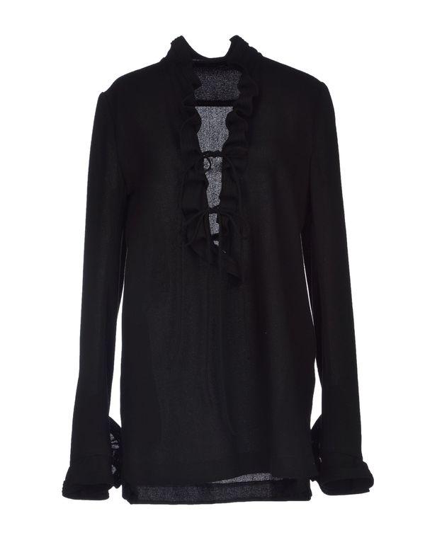 黑色 ERMANNO SCERVINO 女士衬衫