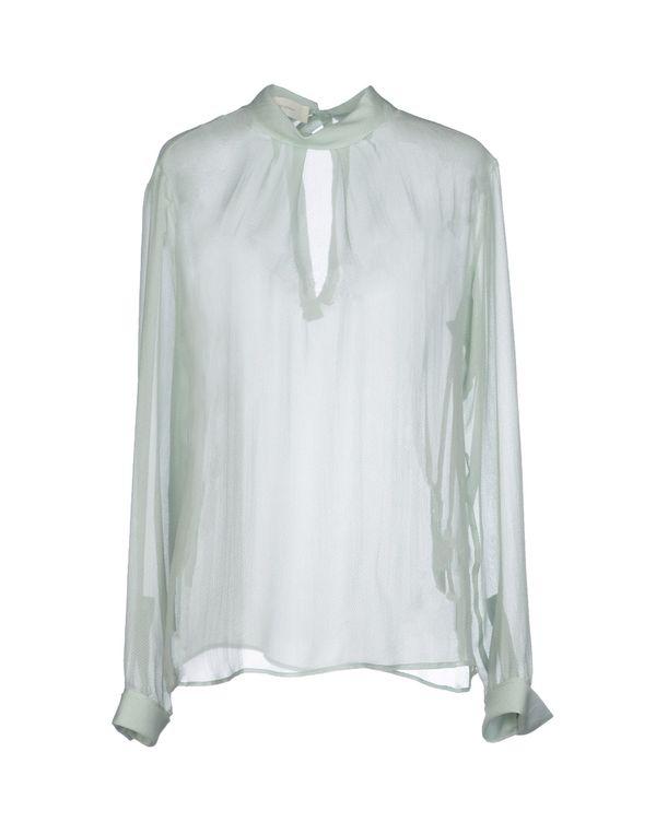 浅绿色 MAURO GRIFONI 女士衬衫