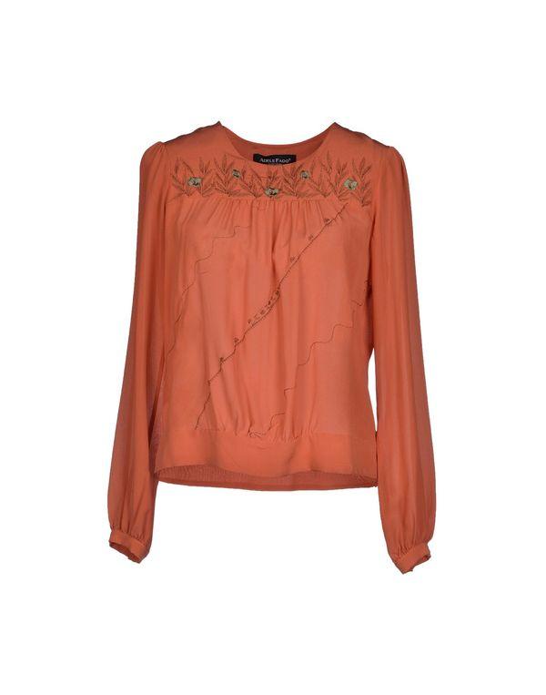 水粉红 ADELE FADO 女士衬衫