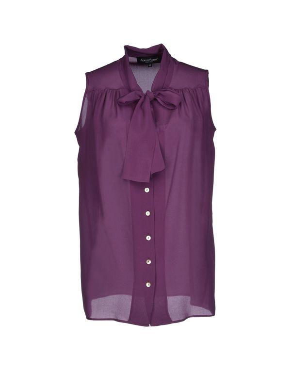 紫色 ADELE FADO Shirt