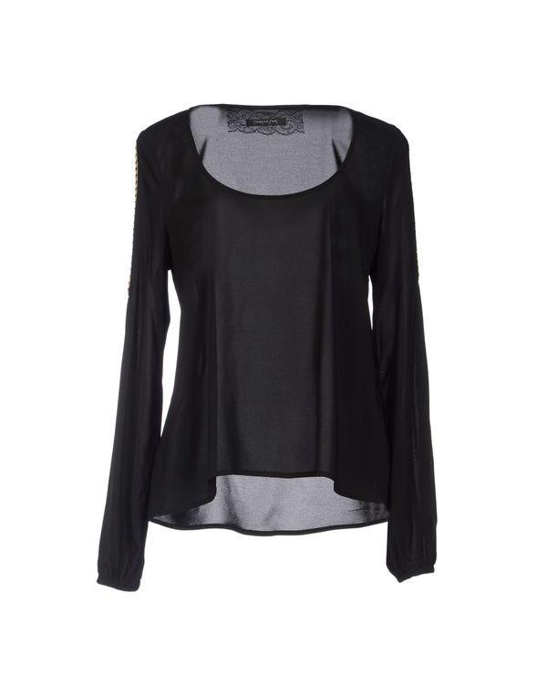 黑色 PATRIZIA PEPE SERA 女士衬衫