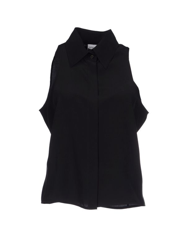 黑色 ARMANI COLLEZIONI Shirt