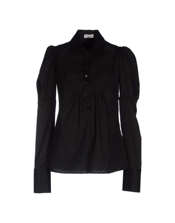 黑色 PINKO Shirt