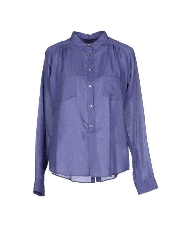粉蓝色 MAURO GRIFONI Shirt