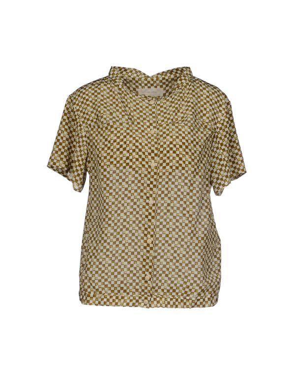军绿色 MAURO GRIFONI Shirt