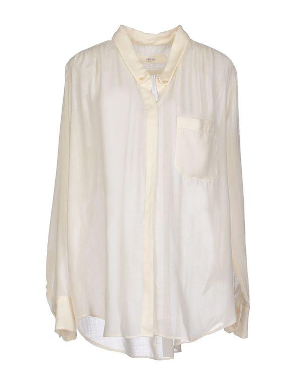 象牙白 MAURO GRIFONI Shirt