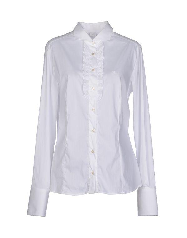 白色 FAY Shirt