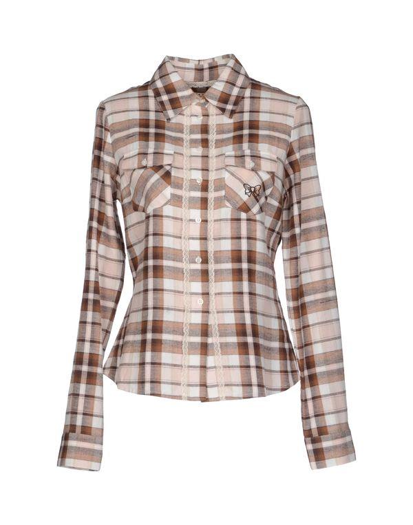 巧克力色 ATELIER FIXDESIGN Shirt