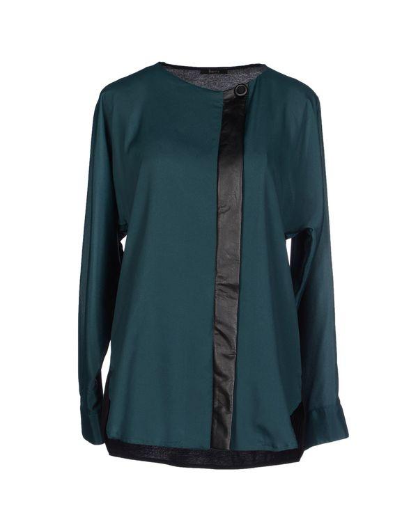 深绿色 HANITA Shirt