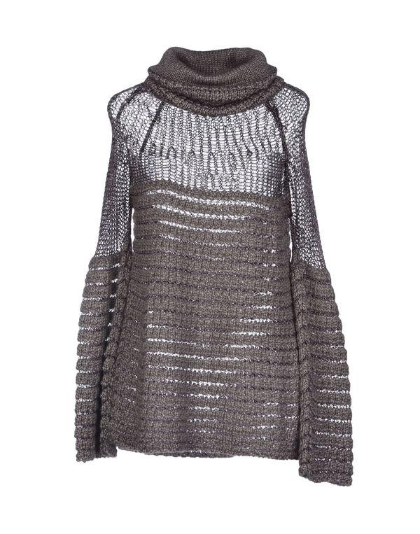 灰色 PHILOSOPHY DI A. F. 圆领针织衫