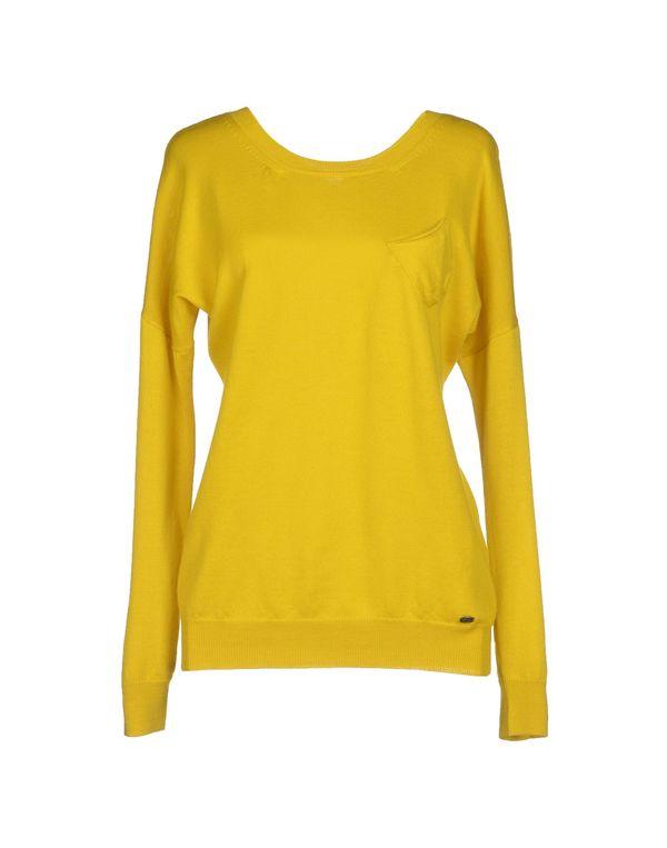 黄色 SCERVINO STREET 套衫