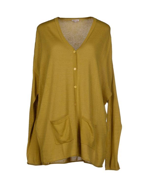 赭石色 P.A.R.O.S.H. 针织开衫