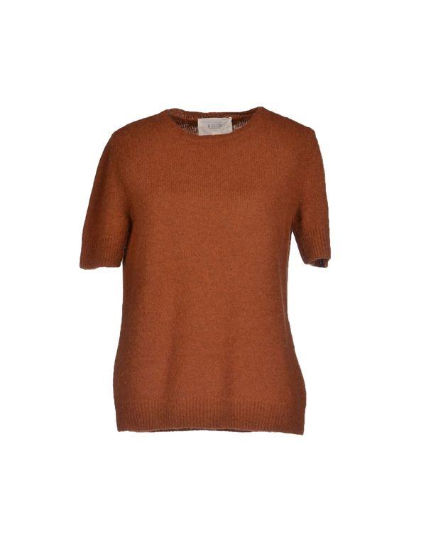 棕色 M.GRIFONI DENIM 套衫