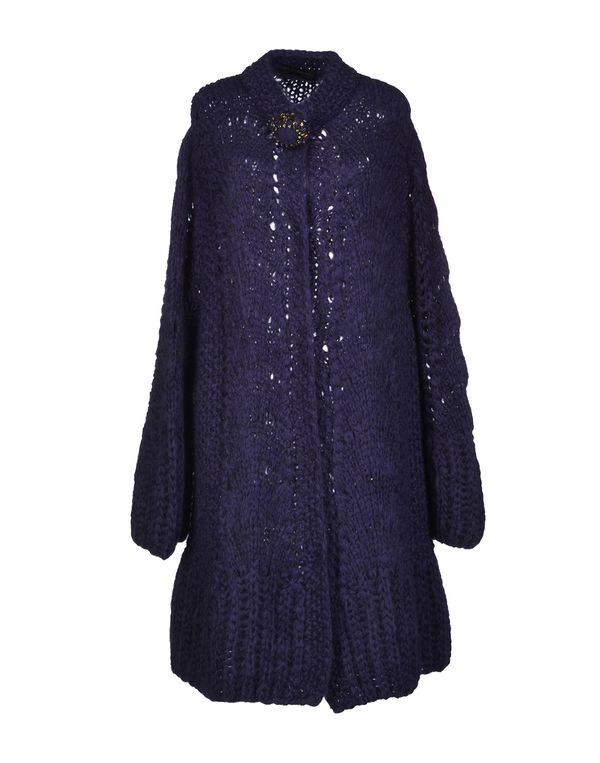 紫色 ERMANNO SCERVINO 针织开衫