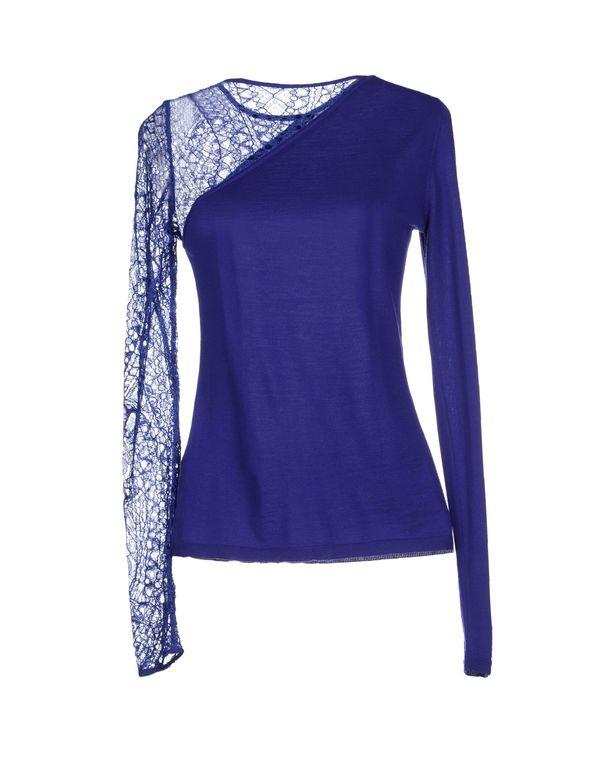 蓝色 EMILIO PUCCI 套衫