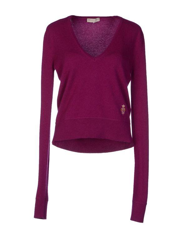 紫色 EMILIO PUCCI 套衫