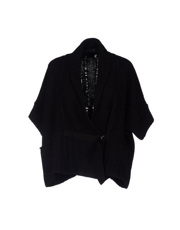 黑色 IMPERIAL 针织开衫