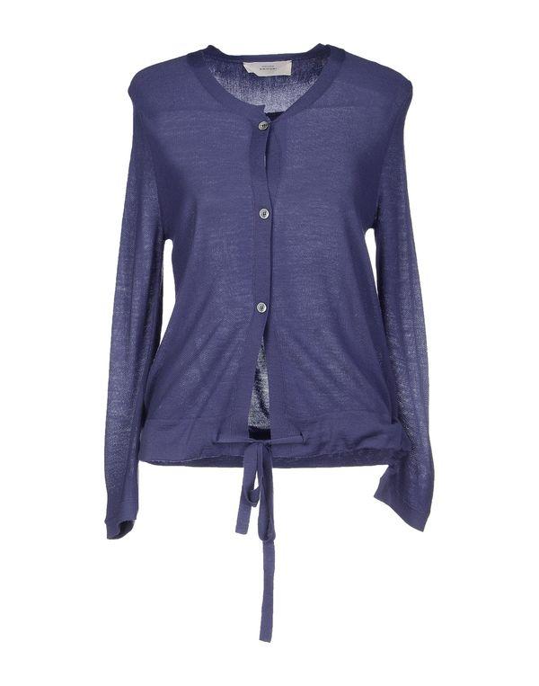 紫色 MAURO GRIFONI 针织开衫